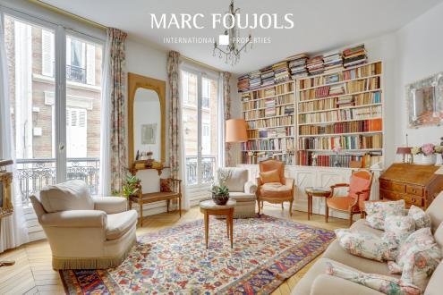 Дом класса люкс на продажу  Париж 16ый, 300 м², 8500000€