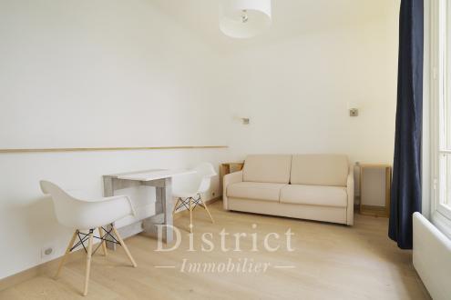 Appartamento di lusso in affito PARIS 16E, 14 m², 915€/mese