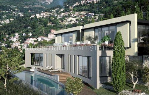 Villa de luxe à vendre ROQUEBRUNE CAP MARTIN, 4300000€