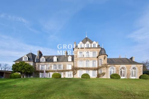 Luxury Castle for sale AVRANCHES, 600 m², 10 Bedrooms, € 1 550 000