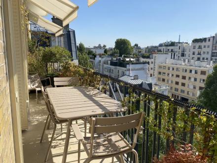 Appartement de luxe à vendre NEUILLY SUR SEINE, 212 m², 4 Chambres, 3440000€