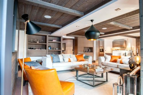 Luxury Apartment for rent COURCHEVEL, 220 m², 4 Bedrooms,