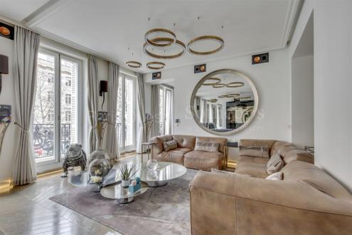 Appartement de luxe à vendre PARIS 16E, 200 m², 3 Chambres, 3990000€