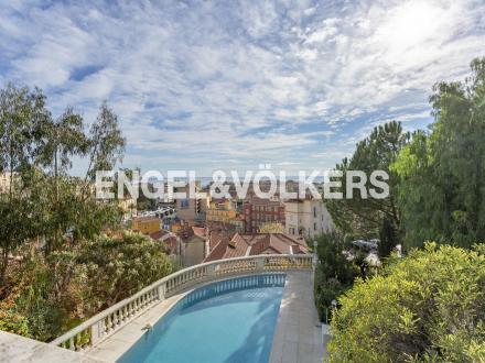 Villa de luxe à vendre MENTON, 450 m², 8 Chambres