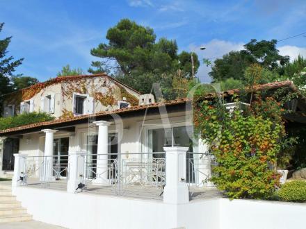 Вилла класса люкс на продажу  Ницца, 430 м², 5 Спальни, 1745000€