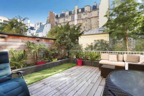 Appartamento di lusso in affito PARIS 16E, 112 m², 3 Camere, 4300€/mese
