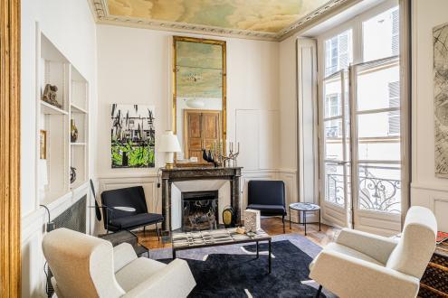 Appartement de luxe à vendre PARIS 6E, 55 m², 1 Chambres, 1280000€