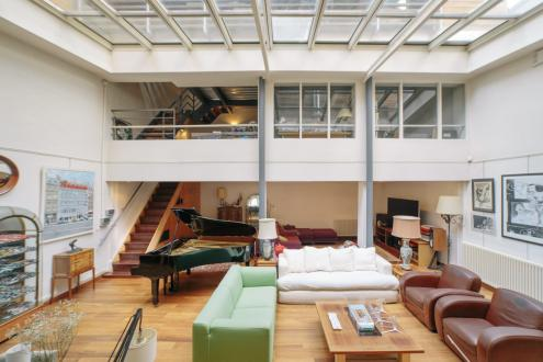 Дом класса люкс на продажу  Париж 13ый, 260 м², 4 Спальни, 2680000€