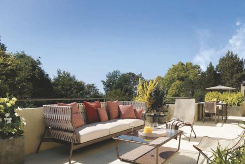 Appartement de luxe à vendre LE VESINET, 107 m², 4 Chambres, 887000€