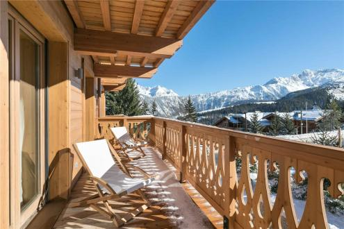 Luxury Apartment for rent COURCHEVEL, 105 m², 3 Bedrooms,