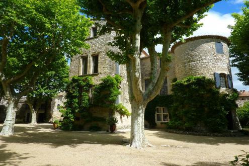 Château / Manoir de luxe à vendre UZES