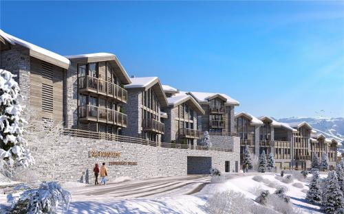 Luxury Apartment for sale COURCHEVEL, 189 m², 4 Bedrooms, €2720000