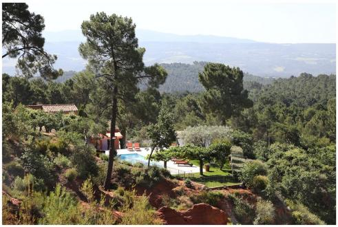 Luxury House for rent ROUSSILLON, 240 m², 6 Bedrooms,