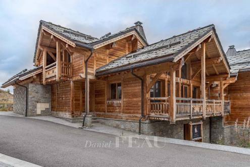 Luxus-Chalet zu verkaufen VARS, 230 m², 4 Schlafzimmer, 790000€