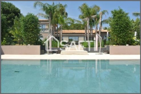 Luxus-Villa zu verkaufen RAMATUELLE, 660 m², 6 Schlafzimmer, 9000000€