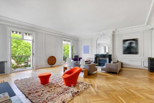 Luxus-Wohnung zu verkaufen PARIS 8E, 283 m², 4 Schlafzimmer, 5700000€