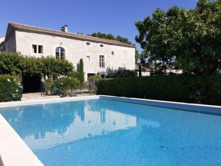 Luxe Huis te koop MAUSSANE LES ALPILLES, 600 m², 2950000€