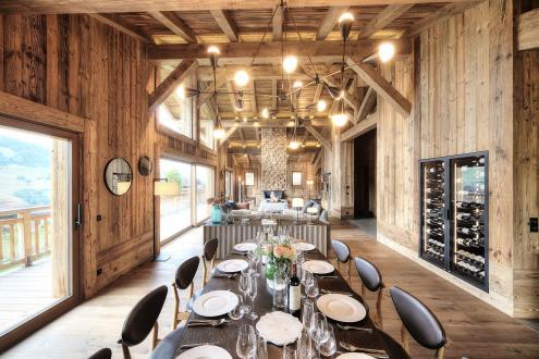 Luxus-Chalet zu verkaufen MEGEVE, 500 m², 6 Schlafzimmer