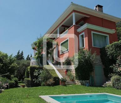 Luxus-Liegenschaft zu verkaufen GRASSE, 370 m², 5 Schlafzimmer, 1484000€