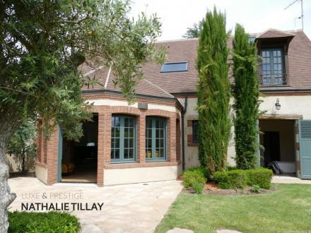 Maison de luxe à vendre CHATEAUNEUF SUR LOIRE, 310 m², 5 Chambres, 658350€