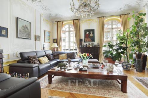 Appartement de luxe à vendre PARIS 8E, 170 m², 4 Chambres, 1995000€