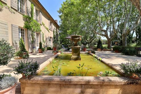 Maison de luxe à louer AIX EN PROVENCE, 600 m², 6 Chambres,