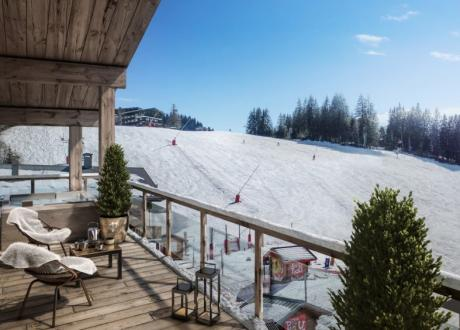 Luxury Apartment for sale LES GETS, 53 m², 1 Bedrooms, €635000