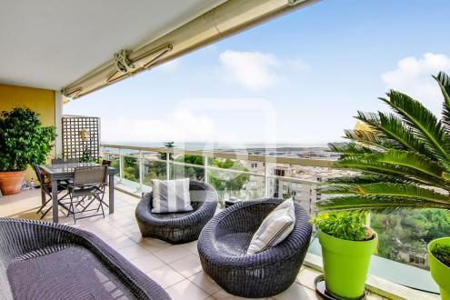 Luxus-Wohnung zu verkaufen Nizza, 94 m², 2 Schlafzimmer, 699000€