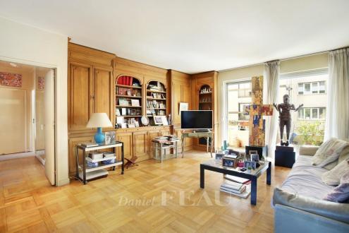 Appartement de luxe à vendre PARIS 16E, 86 m², 2 Chambres, 1150000€