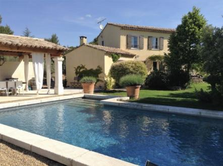 Luxury House for rent CABRIERES D'AVIGNON, 5 Bedrooms,