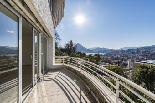 Luxus-Haus zu vermieten Viganello, 170 m², 5000CHF/monat