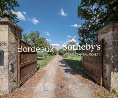 Поместье класса люкс на продажу  Бордо, 700 м², 7 Спальни, 2500000€