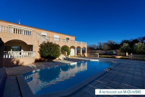 Maison de luxe à vendre ROUMOULES, 376 m², 7 Chambres, 575000€