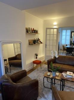 Appartement de luxe à louer PARIS 16E, 71 m², 2 Chambres, 3600€/mois