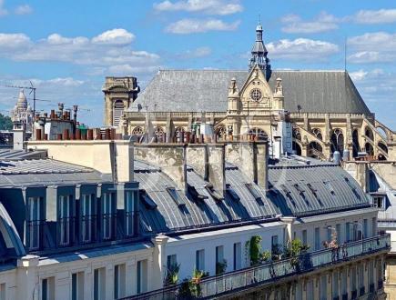 Appartement de luxe à vendre PARIS 1ER, 95 m², 2 Chambres, 1793000€