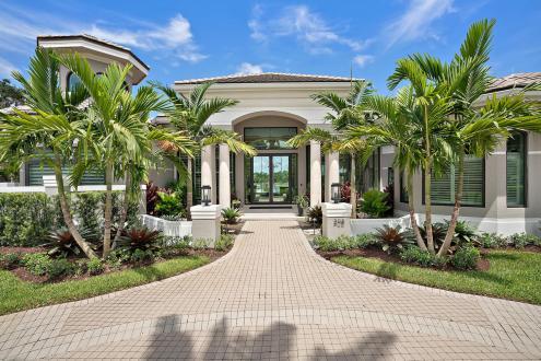 Дом класса люкс на продажу  Флорида, 635 м², 3 Спальни, 4570000€