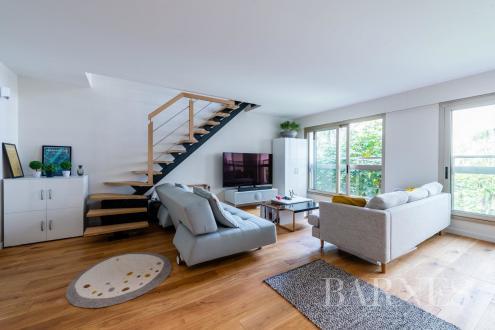 Квартира класса люкс на продажу  Париж 16ый, 52 м², 1 Спальни, 750000€