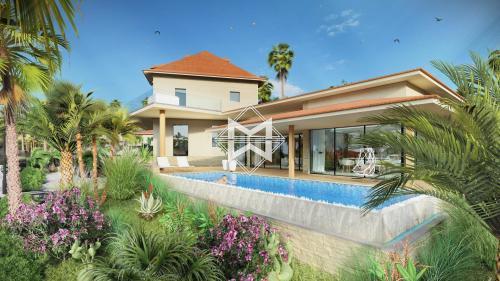 Вилла класса люкс на продажу  Сент-Максим, 400 м², 5 Спальни, 4990000€