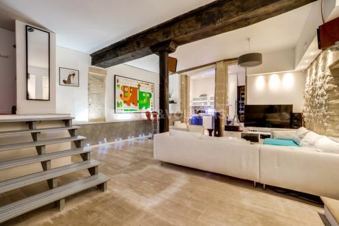 Loft de luxe à vendre PARIS 4E, 88 m², 1 Chambres, 1090000€