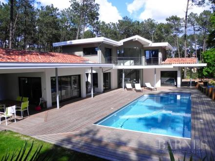 Luxury House for rent HOSSEGOR, 190 m², 4 Bedrooms,