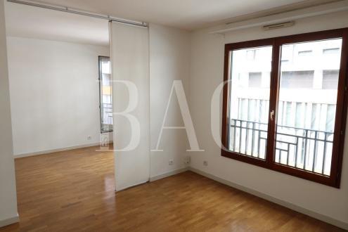 Квартира класса люкс на продажу  Париж 15ый, 39 м², 1 Спальни, 510000€