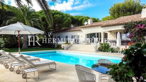 Casa di lusso in affito SAINT TROPEZ, 270 m², 5 Camere,