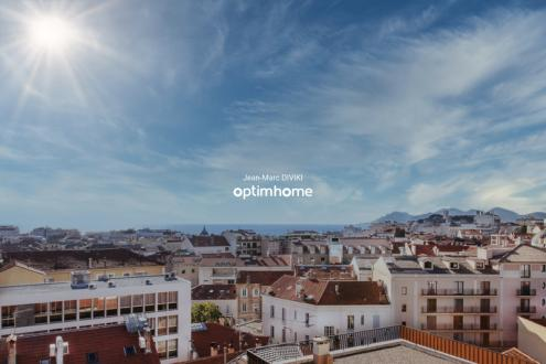 Luxus-Wohnung zu verkaufen CANNES, 84 m², 2 Schlafzimmer, 699000€