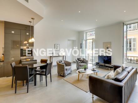 Luxus-Wohnung zu verkaufen Nizza, 72 m², 2 Schlafzimmer, 620000€