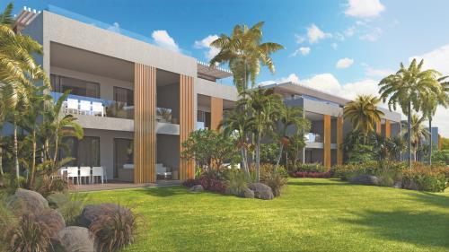 Luxus-Wohnung zu verkaufen Mauritius, 158 m², 3 Schlafzimmer, 630769€
