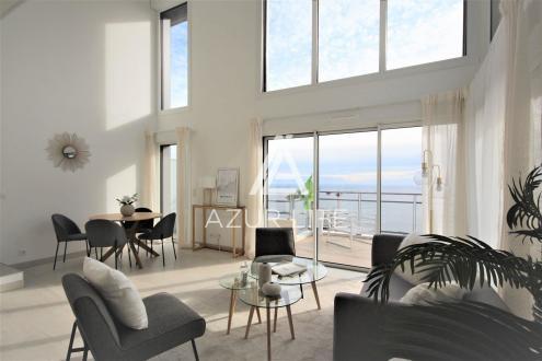 Luxus-Wohnung zu verkaufen BEAUSOLEIL, 92 m², 1190000€
