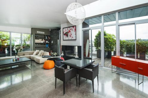 Appartement de luxe à vendre ISSY LES MOULINEAUX, 170 m², 4 Chambres, 1980000€