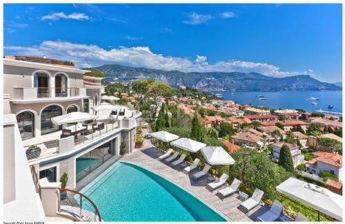 Luxury House for rent SAINT JEAN CAP FERRAT, 1200 m², 8 Bedrooms,