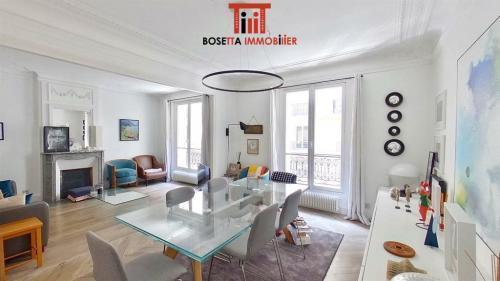 Luxury Apartment for sale PARIS 17E, 100 m², 3 Bedrooms, €1260000