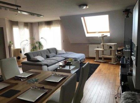Luxus-Wohnung zu verkaufen Luxemburg, 125 m², 2 Schlafzimmer, 663000€